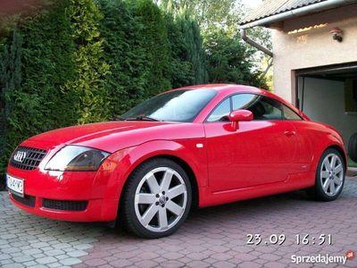 używany Audi TT QUATTRO PERFEKCYJNE!!!!