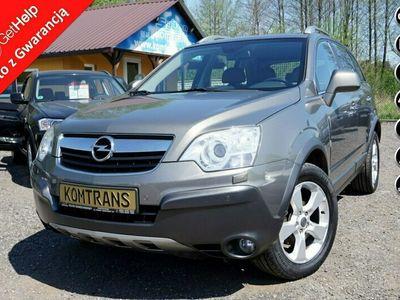 używany Opel Antara 2.0 150 KM FULL COSMO, potwierdzony przebieg, bagażnik rowerowy