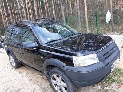 używany Land Rover Freelander