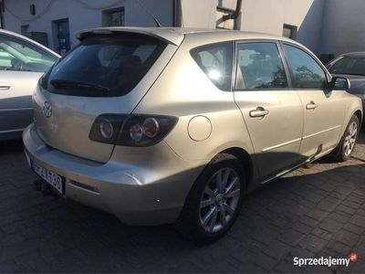 używany Mazda 3 2.0Diesel 143KM 2007r