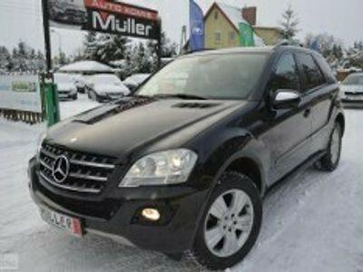 używany Mercedes ML300 Klasa ML W164CDI 4-Matic-208Km,Automat,Navi,Serwisowany.