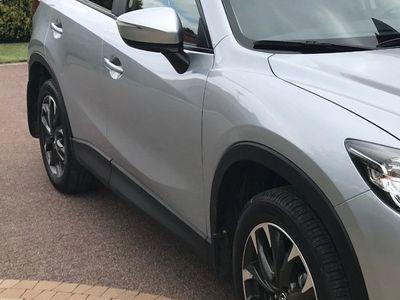 używany Mazda CX-5 2016 po LIFT