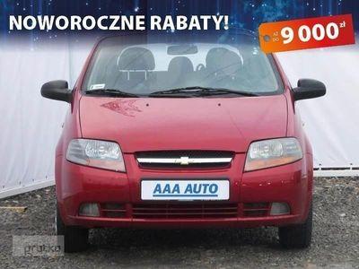 używany Chevrolet Aveo  Salon Polska, 1. Właściciel, GAZ, Piaseczno