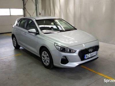 używany Hyundai i30 1.4dm 100KM 2018r. 10 985km