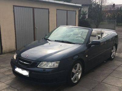 używany Saab 9-3 Cabriolet benzyna OKAZJA