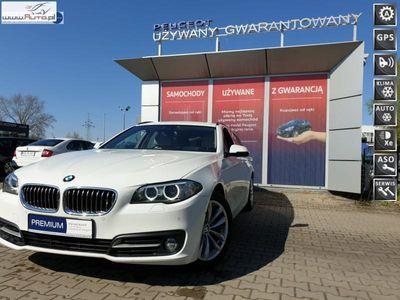 używany BMW 520 2dm 190KM 2016r. 86 873km