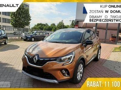 używany Renault Captur Intens 1.0 TCe 100KM|System MULTI-SENSE|Hamulec automat|DEMO 2020