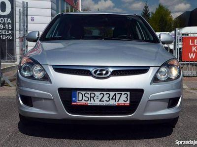 używany Hyundai i30 1.4dm 109KM 2010r. 158 460km