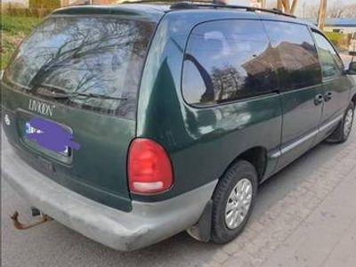używany Chrysler Grand Voyager