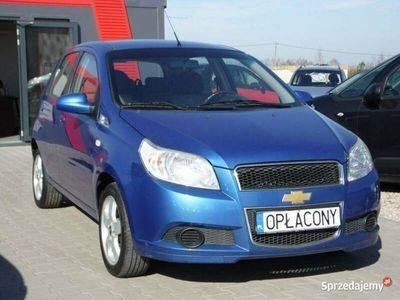 używany Chevrolet Aveo 1.2dm 84KM 2008r. 154 243km