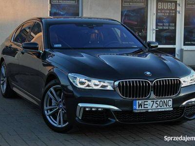 używany BMW 750 i xDrive M Pakiet 450KM SalonPL FV23%