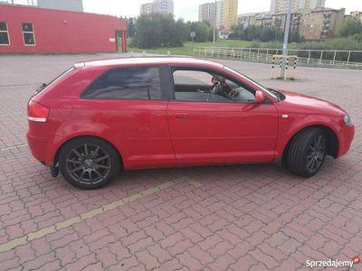 używany Audi A3 8p 2003r + LPG
