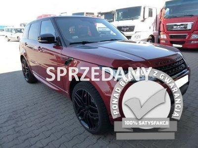 używany Land Rover Range Rover 3dm 292KM 2014r. 110 232km