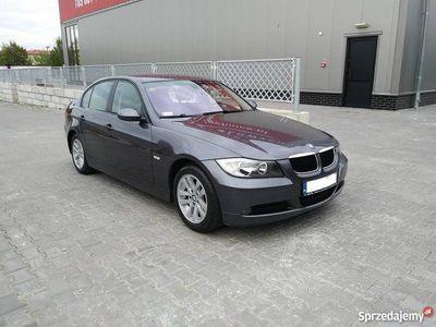 używany BMW 318 i E 90 Benzyna plus Gaz