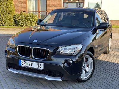 używany BMW X1 2dm 143KM 2010r. 189 600km