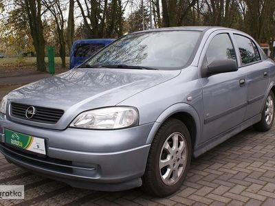 używany Opel Astra 1,4 Twinport 90KM GAZ Salon Polska mały przebieg Klimatyzacja