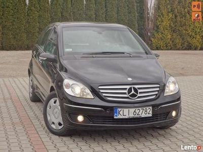 używany Mercedes B180 2dm 109KM 2008r. 120 343km