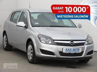 używany Opel Astra  Salon Polska, GAZ, Klima