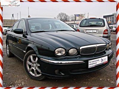 używany Jaguar X-type 2dm 140KM 2003r. 189 000km