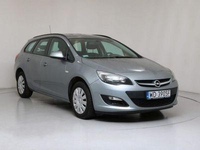 używany Opel Astra 1.7dm3 110KM 2014r. 123 587km WD3905F Enjoy Serwisowany PL FAK. 23% VAT