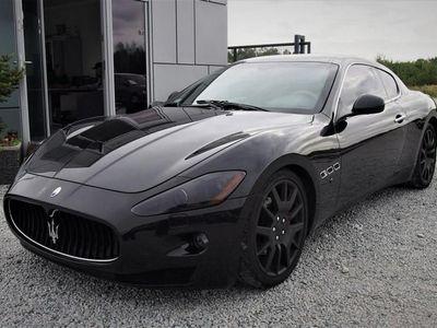 używany Maserati Granturismo 4.2dm 405KM 2008r. 130 000km