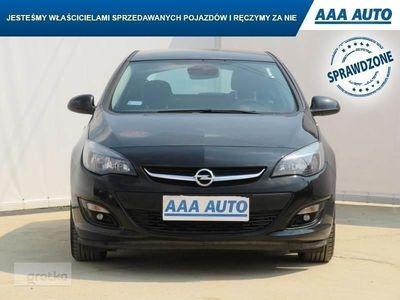 używany Opel Astra  Serwis ASO, Skóra, Navi, Klima, Tempomat, Parktronic