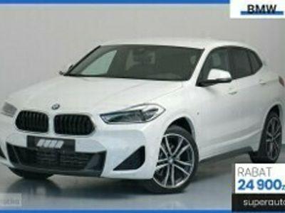 używany BMW X2 2.0 xDrive20i (178KM) | M SPORT + Advanced Parking+System nawigacyjn