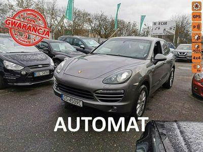 używany Porsche Cayenne 3dm 245KM 2014r. 145 470km