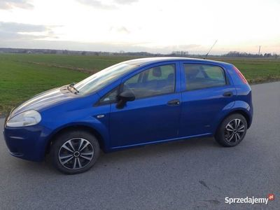 używany Fiat Grande Punto 2007r. 1.2 65KM
