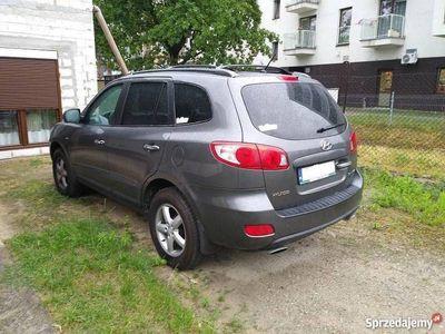 używany Hyundai Santa Fe - ubezpieczony i zarejestrowany w kraju.Sal