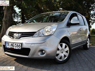 używany Nissan Note 1.4dm 88KM 2009r. 183 000km