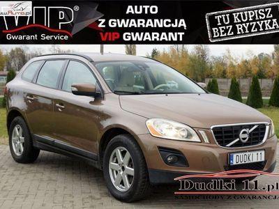używany Volvo XC60 2.4dm3 185KM 2008r. 215 000km 2,4 d5 DUDKI 11 AWD,klimatr,temp,elekt,radio,parktr,hak,alu,GWARANCJA