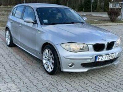 używany BMW 118 SERIA 1Zarejestrowany - ubezpieczony - klimatyzacja - benzyna