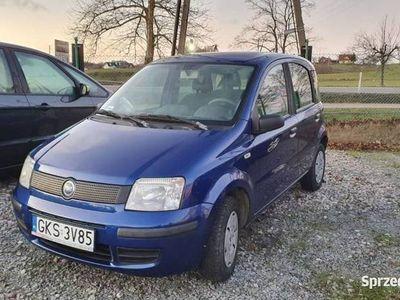 używany Fiat Panda 1.1dm 54KM 2007r. 108 562km
