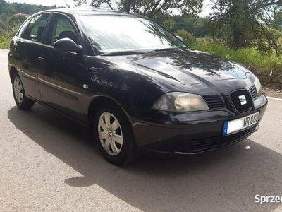 używany Seat Ibiza 1.2 Klimatyzacja 5 drzwi 115.200 km 2003