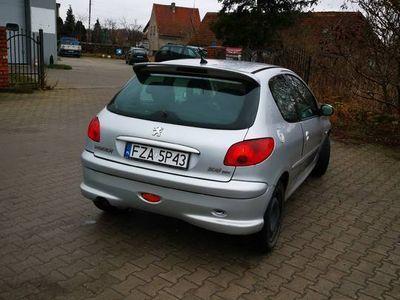używany Peugeot 206 Quiksilver 2.0 HDI