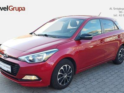 używany Hyundai i20 1.2 (84KM), salon PL, GO! II (2014-)