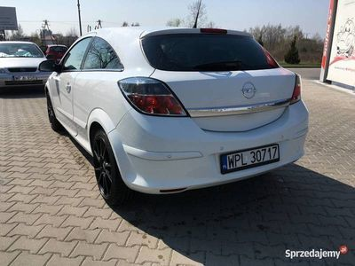 używany Opel Astra 1.4 90KM Bezwypadkowy Biksenon Klimatronic