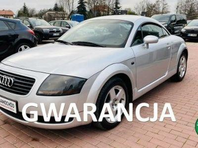 używany Audi TT Gwarancja, Serwis,Nowy Rozrząd 8N (1998-2006)