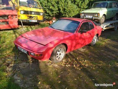 używany Porsche 924 Automatik