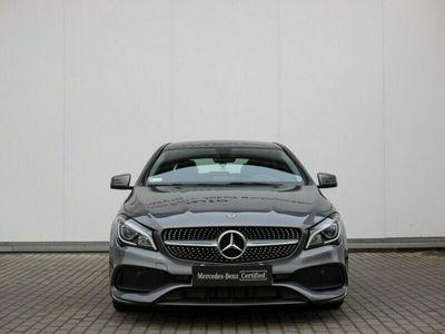 używany Mercedes CLA220 4MATIC Coupé