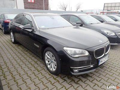 używany BMW 750 3dm 381KM 2014r. 229 436km
