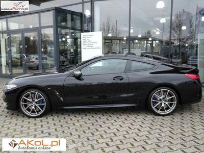 używany BMW M850 seria 8 4.4dm3 530KM 2018r. 10kmxDrive Nowy Polski Salon Laser Harman Kardon