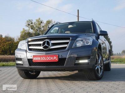used Mercedes 220 Klasa GLK X2042.2 CDI 170KM 4x4 4Matic Automat Serwis ASO -FILM VIDEO -Opony z