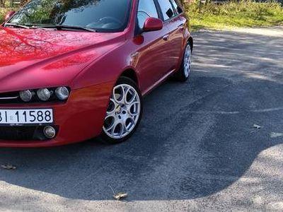 używany Alfa Romeo 159 SW 1.9 jtdm 150km