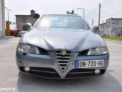 używany Alfa Romeo 166 II uszkodzony icd kęty !