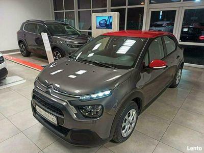 używany Citroën C3 1.2dm 83KM 2020r. 2km