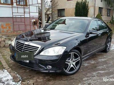 używany Mercedes S320 CDI AMG LONG ZAMIANA
