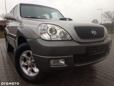 gebraucht Hyundai Terracan
