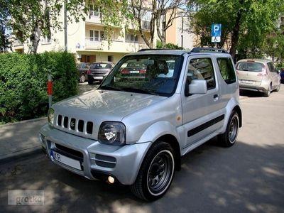 używany Suzuki Jimny Salon Polska 4x4 1wł serwis GAZ